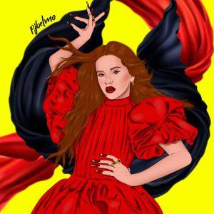 Rosalia ilustracion