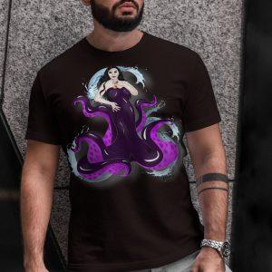 Ursulaska camiseta negra